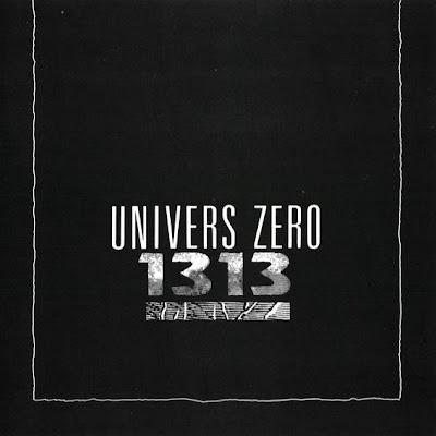 ESTOY ESCUCHANDO... (IX) Univers+Zero+-+1313+-+Front