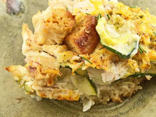 Gluten Free Foodie Heaven: Chicken and Summer Squash