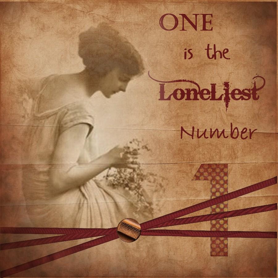 Three Dog Night - One Is the Loneliest Number Lyrics