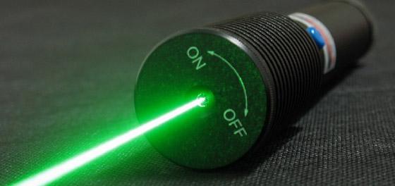 Puntatori laser verde 3000mw stellare potenti - Puntatore laser
