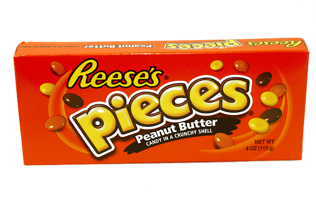 Scrap Cheese: Theater candy Reeses Pieces element freebie