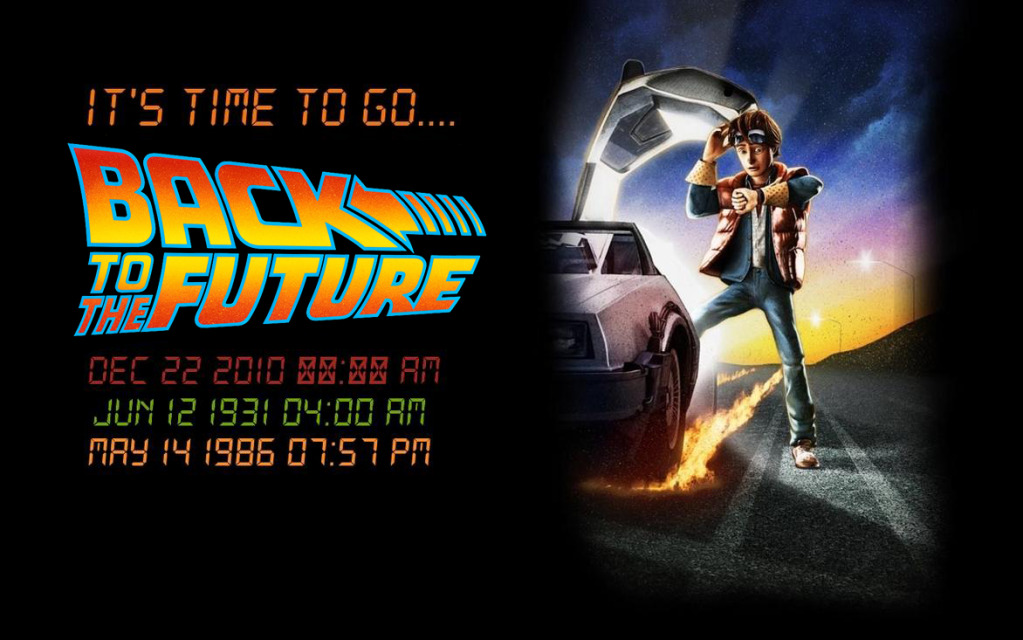 back to the future ii wallpaper back to the future episode