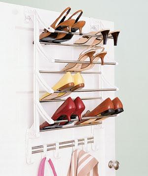I love this shoe organizer.