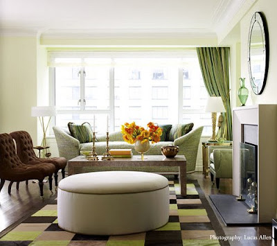 Site Blogspot  Dark Brown Furniture Living Room on Lavender   Lilies  Project First Apartment  The Living Room