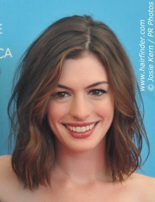 Anne Hathaway Without Makeup Pictures. hair hair Are Anne Hathaway