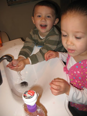 How To Get 2 Toddlers To Wash Their Hands Disney Musical