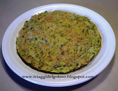 ricette estive ... tortino di fagiolini & patate ...