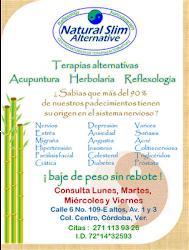 Terapias alternativas Acupuntura Herbolaria Reflexologia