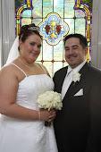 My Wonderful Husband and I
