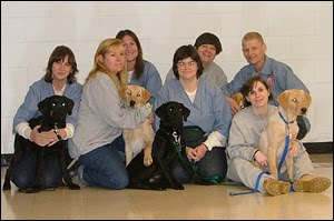 Puppy Training in Prisons