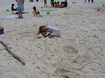 Olivia at Henderson Beach