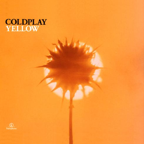 coldplay yellow album
