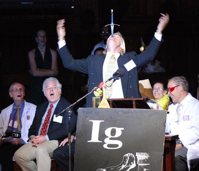 搞笑諾貝爾 - 搞笑界的諾貝爾獎
