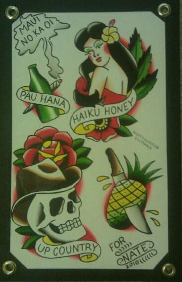 Even keel tattooing maui no ka 39 oi for Sacred art tattoo corvallis