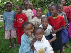 Karibu Tanzania! Welcome!
