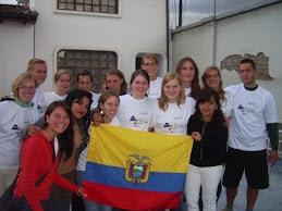 Voluntarios 2008 - 2009