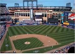 Shea Stadium with Citifield in the Background