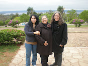 Poetas y amigas, en Areguá