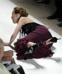 Jaja, lindos zapatos que aportan sensualidad ¡y cuidado con las caídas!