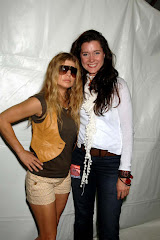 Fergie and Robbi Firestone