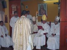 Misa de Consagración Episcopal.
