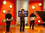 octubre de 2009-En television-Guayaquil,Ecuador.