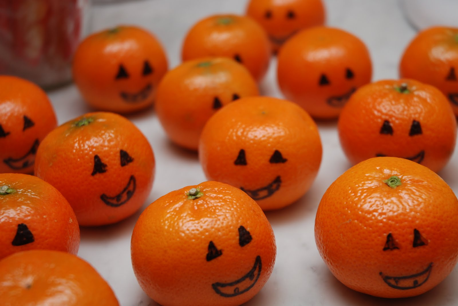 The princess and the frog blog clementine pumpkins - Calabazas de adorno ...