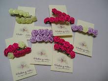 Hebillitas con florcitas rococo....