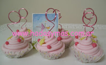 Cupcakes.... muy exquisitos...