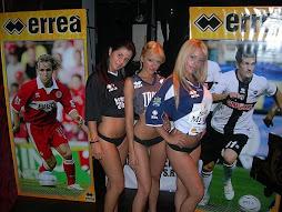 Las chicas de Deportivo Merlo!