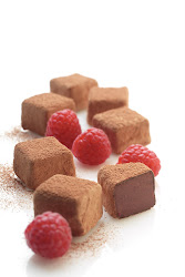 Utterly delicious dairy free & organic chocolate truffles