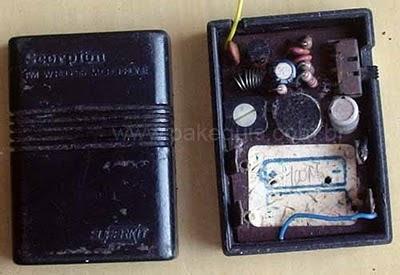 Transmissor de FM Scorpion