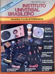 Revista do Instituto Universal Brasileiro