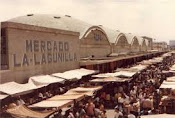 MERCADO DE LA LAGUNILLA EN LA CIUDAD DE MXICO