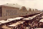MERCADO DE LA LAGUNILLA EN LA CIUDAD DE MÉXICO