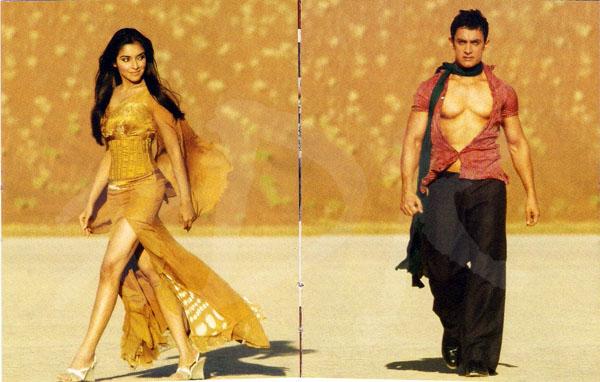 Starring: Aamir Khan, Asin, Jiah Khan