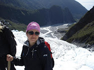 Fox Glacier, Nya Zeeland