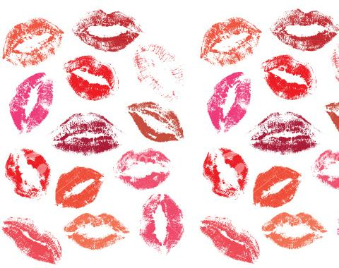 Besos en caricaturas - Imagui