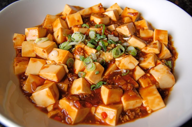 Eating with Chopsticks: Mapo Tofu, Mild Northeast Chinese ...