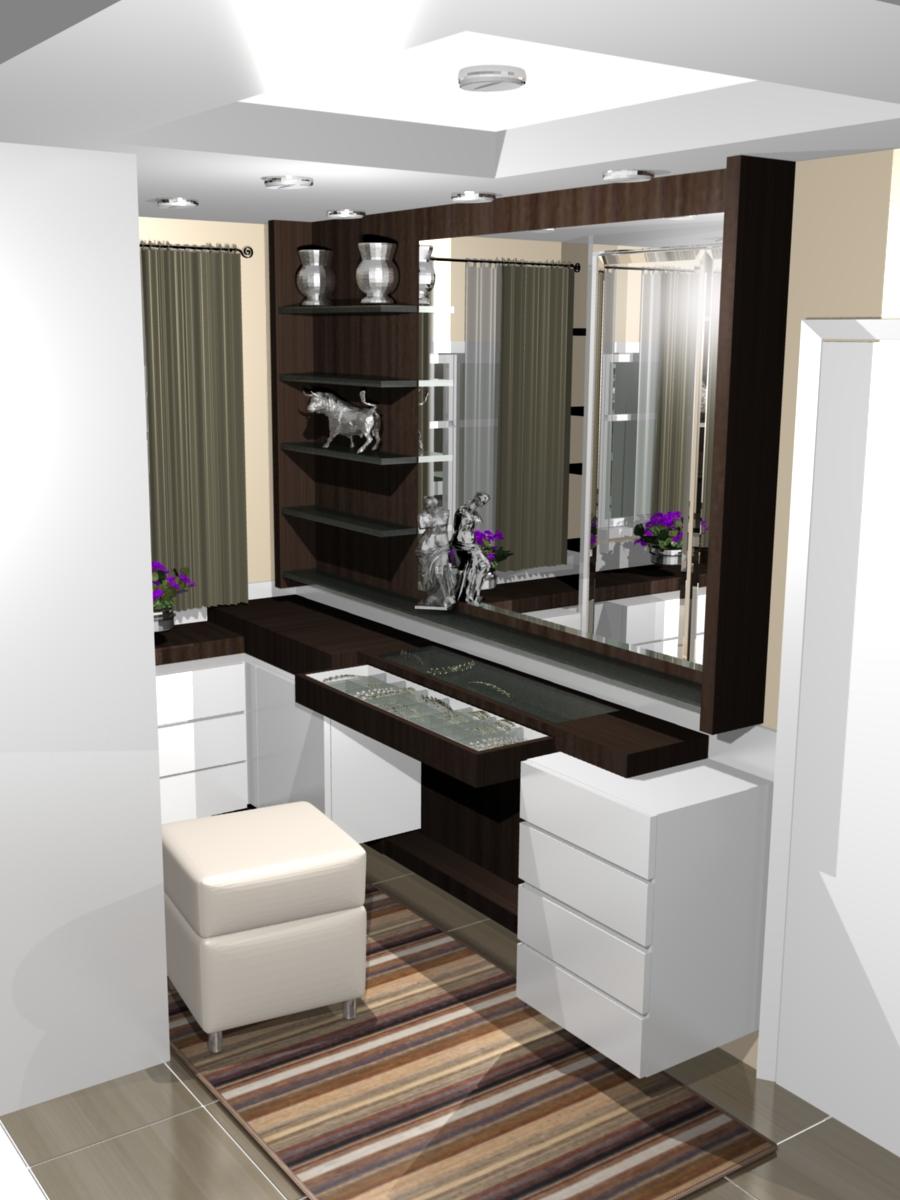 20170331034221_quarto De Casal Moderno Com Closet Beigit Com ~ Decoração Quarto Casal Com Closet