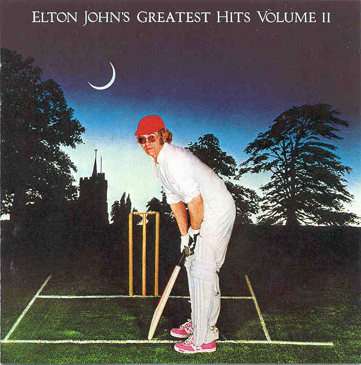 Elton John - Greatest Hits Volume 2