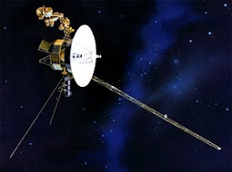 NASA Twin Voyager spacecraft