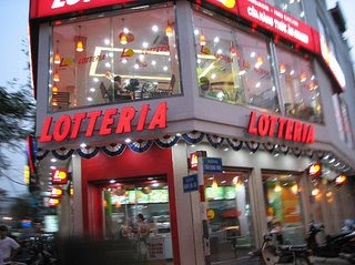 Lotteria South Korea | RM.