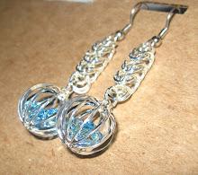 Aquamarine Byzantine Chain