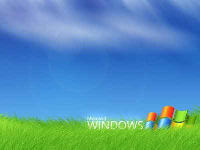window wallpaper. Windows Vista Wallpaper