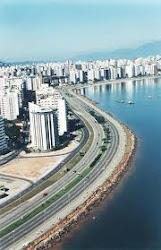 FLORIPA-BRAZIL-BEIRA MAR NORTE