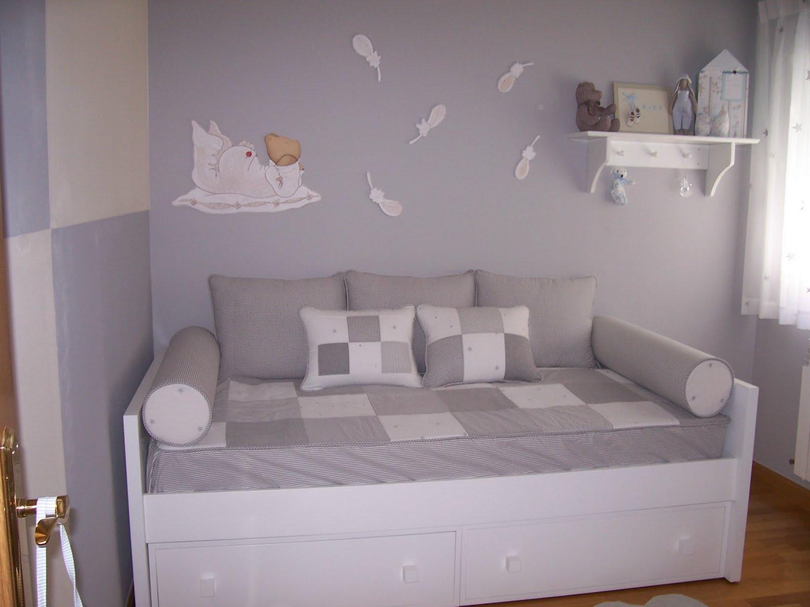 Caracolas deco jugando con el gris beige y blanco - Vtv mobiliario infantil catalogo ...