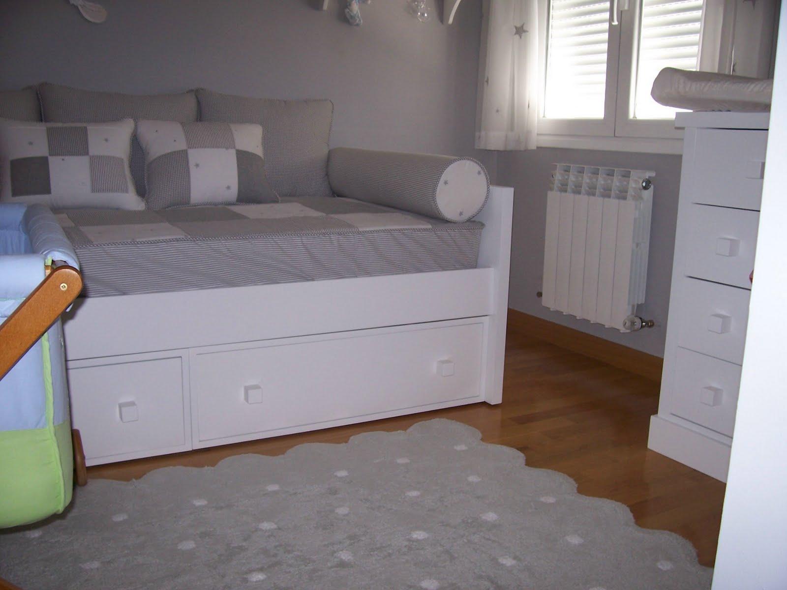Caracolas deco julio 2010 for Habitaciones en tonos grises