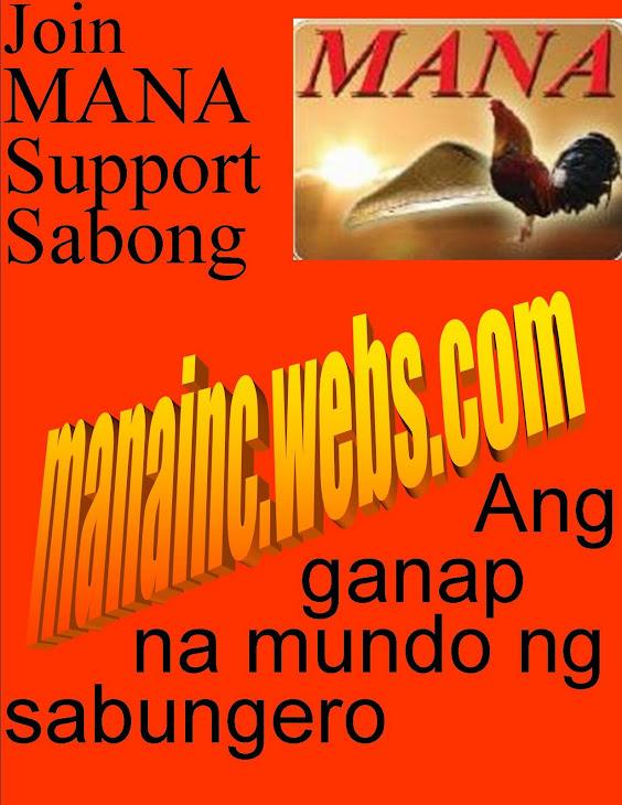Dito na tayo sa bagong site ng MANA. Please click image below now.