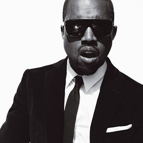 Kanye West Eyes Closed